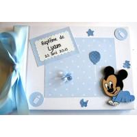 Livre d'or Mickey bébé