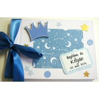 Livre d'or baptême «petit prince»